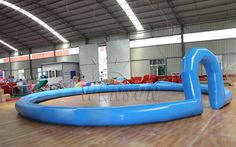Inflatable Bumper Cars Arena WSP-144
