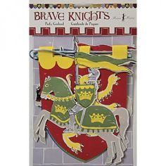 Brave Knights Garland By Meri Meri