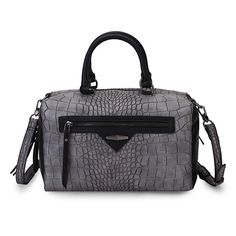 PU Crocodile Pattern Shoulder Bag Women Handbags