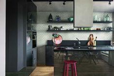Outfit   Kitchen #marazzi #outfit #kitchen #kitchendesign #tiles #walltiles