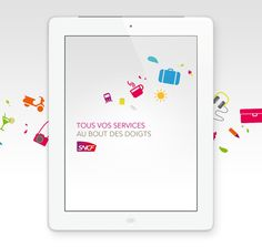 SNCF Ipad Application on Behance