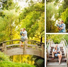 Mandie U0026 Brad: Engagement Portraits At The Japanese Gardens U0026 Downtown Fort  Worth {Dallas Wedding Photography}