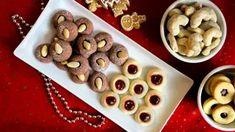 Cukroví - Proženy Cookies, Desserts, Food, Biscuits, Deserts, Cookie Recipes, Dessert, Meals, Yemek