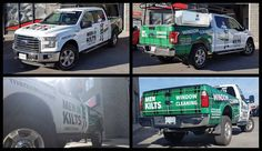 Another couple vehicles added to Men In Kilts Kelowna's fleet. Always happy to splash a little tartan on there for them. Truck Decals, Men In Kilts, Car Advertising, Window Cleaner, Car Wrap, Body Care, Tartan, Wraps, Couple