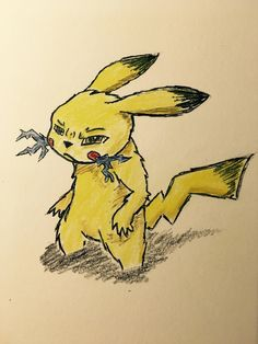 Feral Pikachu