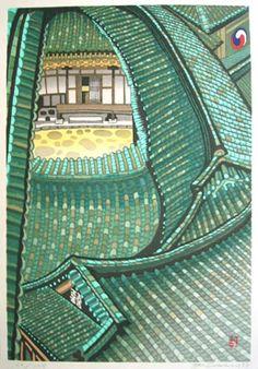 佛光寺 [Bukko-ji Temple] - 関野準一郎 [Sekino Junichiro] (1979)