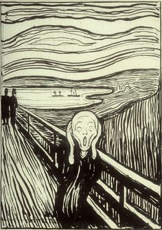 Edvard Munch: The Scream (1984.1203.1) | Heilbrunn Timeline of Art History | The Metropolitan Museum of Art