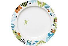 Arabia Lysti -lautanen 24 cm, pupu Pattern Design, Print Patterns, Bakery, Decorative Plates, Stationery, Gift Wrapping, Ceramics, Tableware, Fabric
