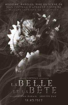 la belle et la bete 1946 | La Belle et la Bete-1946 by 4gottenlore