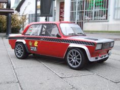 Lada VFTS repro