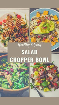 Imagine having a yummy salad chopper bowl after the workout seshion. Check out of of my quick helper that make my vegan life easier Healthy Living Recipes, Keto Recipes, Keto Chicken, Chicken Recipes, Recipe Chicken, Salad Chopper Bowl, Easy Salads, Easy Salad Recipes, Metabolism Boosting Foods
