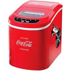 Antique Coca Cola fridge. Steven would love if we had