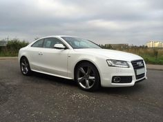 Audi A5 S Line Special Edition