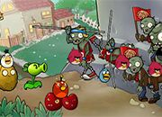 Angry Birds Vs Zombies 8