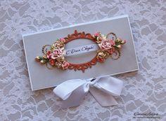 Свадебный конвертик