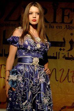 Le binouar staifi tenue traditionnelle sétifienne
