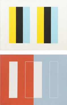 John McLaughlin Paintings: Total Abstraction | LACMA