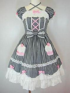 Angelic Pretty One Piece Lolita Brand Japan Kawaii 0923 O6 | eBay