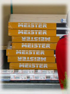 WELCOME TO KERRYWORLD: August 2015 #meisterlaminat