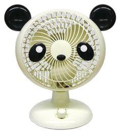 FUU Animal-Shaped Fan (Panda): Amazon.com: Kitchen & Dining
