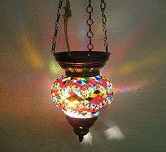Colorful moroccan lantern mosaic hanging lamp glass chandelier light turkish candle holder h 138 handmade_antiques http://www.amazon.com/dp/B01EELKV9U/ref=cm_sw_r_pi_dp_lH.exb1YDA9S1