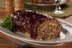 Dazzle the gang with this irresistible BBQ Cheddar Meatloaf...a rolled meat loaf that oozes with cheese.