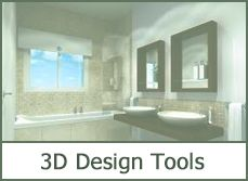 Bathroom Design Software Online Enchanting A Curved Stool Sets The Tone For This Modern Wet Rooma Walkin Review