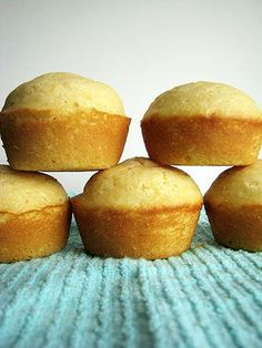 Cooking with Directions: Sweet Cornbread Muffins