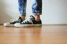 connected to fashion - converse  #converse  #fashion  #jeans