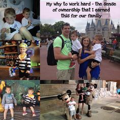 Flashback to 2013 Disney Success Club Trip::: When I first started coaching the first Success Club trip that I was eligible for was to Disney. I remember thinking to myself - man we could never afford a trip like that and if I could earn that for my family I would be so proud! I kept envisioning my boys faces as they walked into the magic kingdom and met the characters and rode the rides. I imagined how proud matt would be of me and I knew that I had to commit to helping 3-5 people a month…