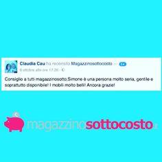 Scarica anche tu il Catalogo con TUTTI i prezzi e guardalo comodamente sul tuo smartphone o tablet  Vai su buff.ly/2dQWKGe  (link nel profilo)  #sardegna #mobili #recensioni #arredamento #opinioni #sassari #nuoro #cagliari #oristano #lamaddalena #carbonia #iglesias #arbatax #alghero #lanusei #olbia #costarei #portotorres