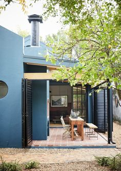 Modern Barn, Modern Retro, Outdoor Rooms, Outdoor Decor, Terrazzo Tile, House Colors, South Africa, The Help, Patio