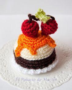 Pastel amigurumi crochet