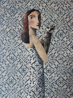Oil on canvas 2016 - Didier Lourenço