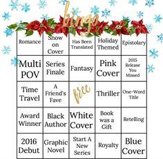 Bookish Bingo [December 1st - February 29th]