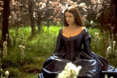 Lisa Marie as Ichabod Crane's Mother in Sleepy Hollow (1999)