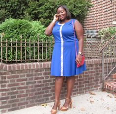 Modcloth Plus Size Dress