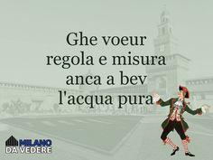 Giornata del Dialetto milanese #milanodavedere #separlamilanes http://ift.tt/2r8Vohq Milano da Vedere