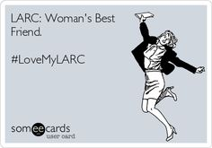 Women who plan their pregnancies are more likely to finish school, begin careers, be financially stable and lead healthier lives. #LoveMyLARC #birthcontrol