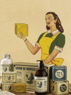 Maison Marius Fabre savon de Marseille