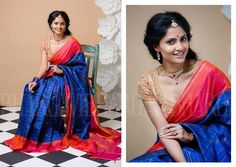 Saree Blouse Patterns: bhargavi kunam