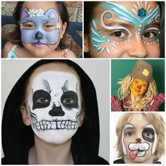 Face Painting Ideas for Children