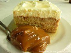 Pave de Vanilla with Dulce de Leche - Buenos Aires, Argentina by uncorneredmarket, via Flickr