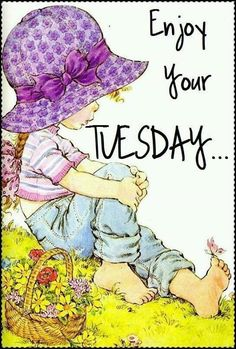 Enjoy and have a blessed Tuesday! :-)