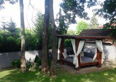 Lakás Virányos 250 m² - HomeHunters - Ingatlanok Dream Garden, Outdoor Furniture, Outdoor Decor, Garden Design, Backyard, Landscape, Inspiration, Home Decor, Biblical Inspiration