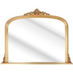 Found it at Wayfair.co.uk - Overmantle Mirror