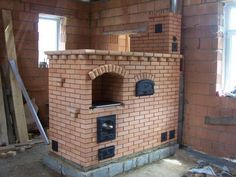 build your own masonry cook stove   Russian Wood Stoves (Masonry Stoves)