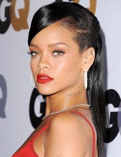 Rihanna half shaved head - Google Search