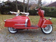 NSU Prima 5 V Typ28/17 1958