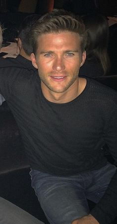 Scott Eastwood & His Brother But Very Sad Someone Photo Chopped This Photo..